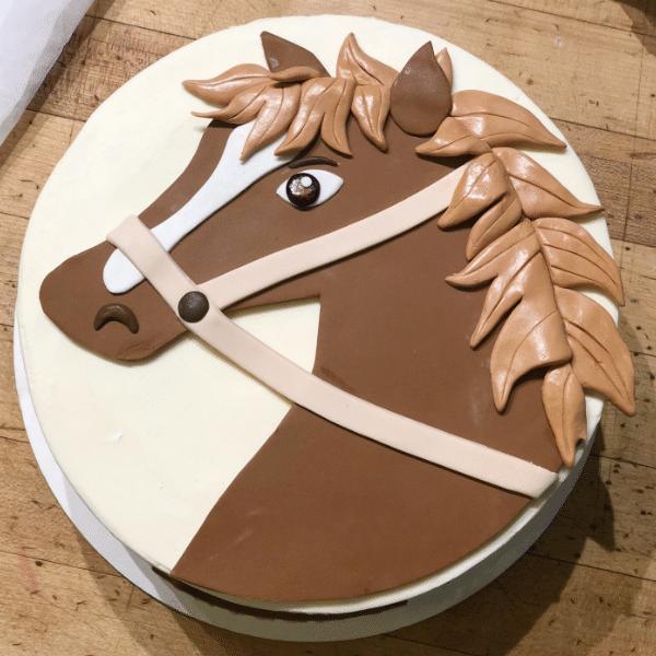 =Fondant 2D Horse