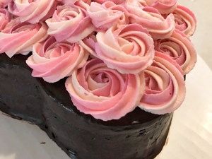 Valentines Day Cakes from The Able Baker