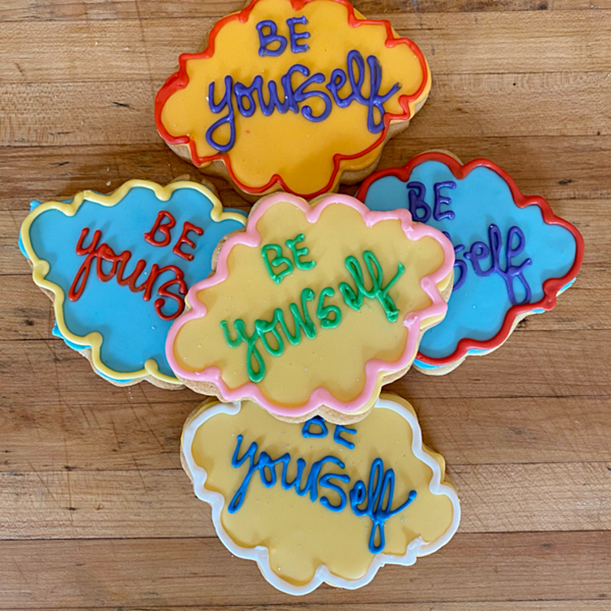Pride Buttons from The Able Baker