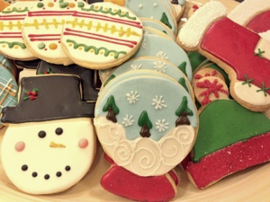 Christmas Cookies from The Able Baker