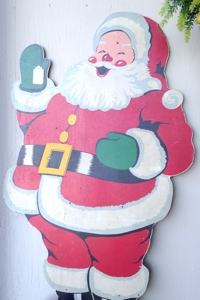 Santa Claus Buys his Elves Gifts from The Able Baker