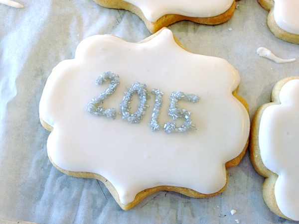 Happy New Year Desserts from The Able Baker